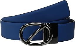 Z Zegna - Reversible BGOMG1 H35mm Belt