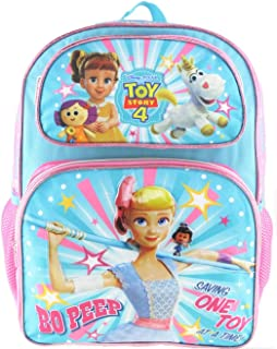 Toy Story 4 Bo Peep EXCLUSIVE Deluxe Embossed 16 inch Backpack