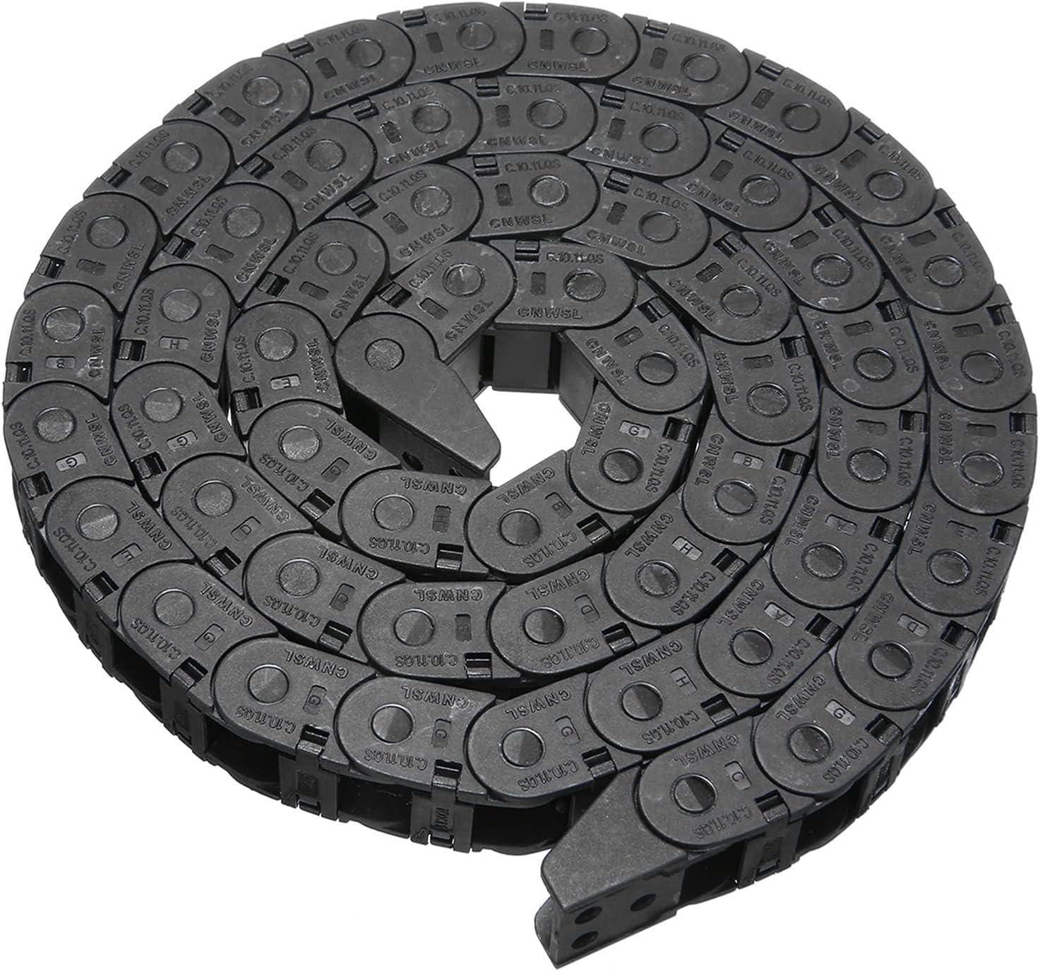 Drag Chain 10x11mm Mini Energy Chain Nylon Drag Chain CNC 3D Pri