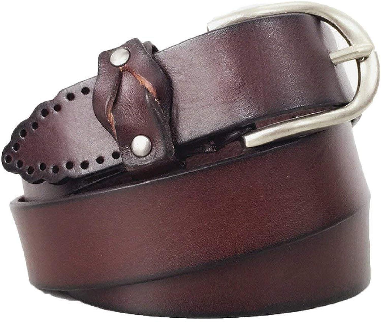 CWJ Fashion Belts Ladies Jeans Boy Men's Atmospheric Fashion Ornaments Waist Belt