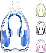 Silicone Corded Swim Earplug Waterproof Earplug for Swimmers Showering Bathing Surfing VGEBY1 Swimming Earplugs