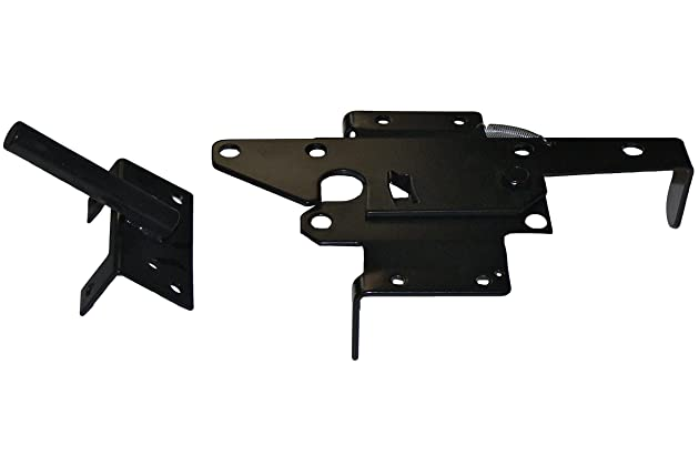 Vinyl fence gate latch Portable Amazoncom Vinyl Fence Gate Latch By Nationwide Industries Home Improvement Kraskius Amazoncom Vinyl Fence Gate Latch By Nationwide Industries Home