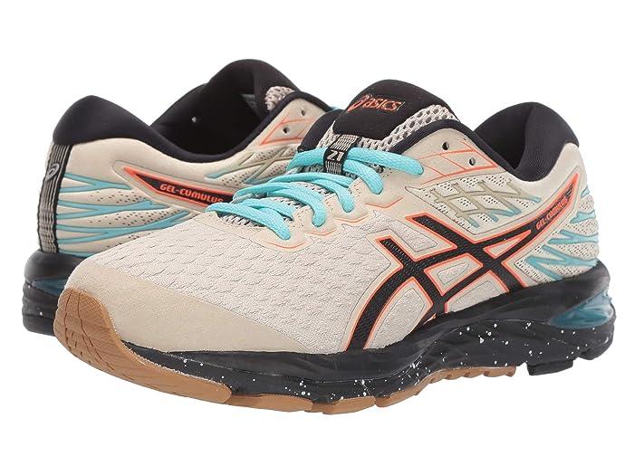 ASICS  GEL-Cumulus 21 (Putty/Black) Womens Running Shoes
