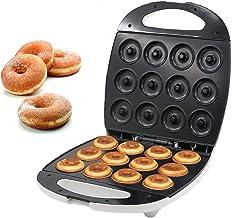 YASAHNG Machine à Donut, Appareil à Beignets, Donut 7 Trous, Plaques Chauffantes Antiadhésives, Cuisson Au Four DIY