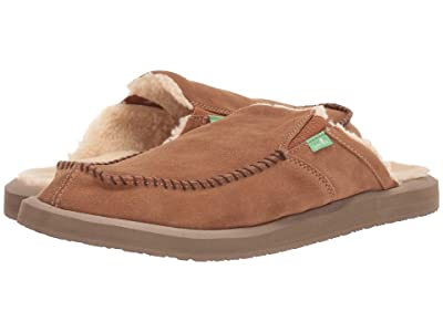 Sanuk You Got My Back II Chill LX (Chestnut) Men