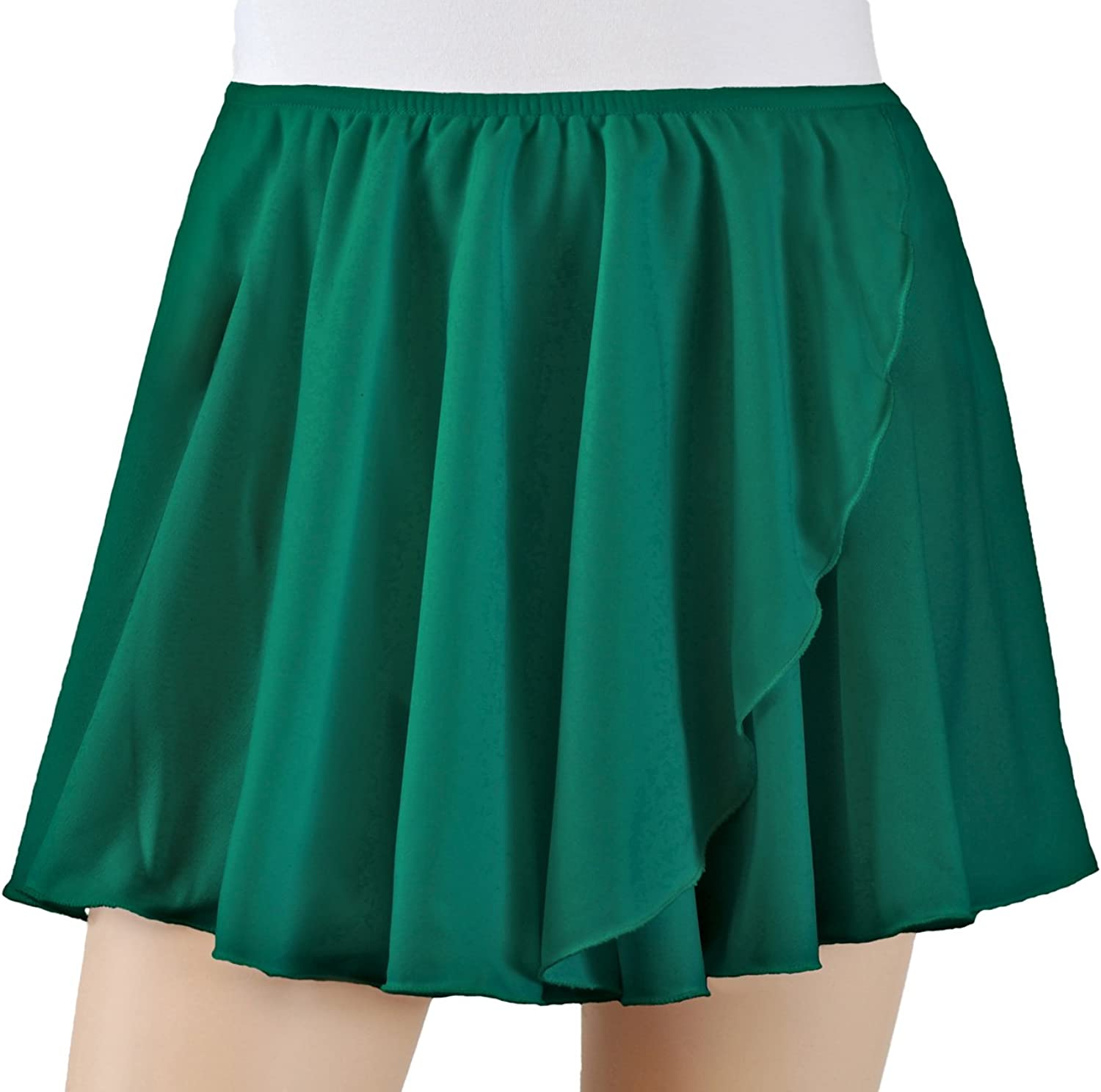 Trienawear Girls Pull-On Dance Skirt As Sales of SALE items from new works Wrap TR501-10 Max 81% OFF Mock 10