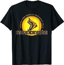 Randonnee Telemark Skier T-Shirt, Ski t shirt