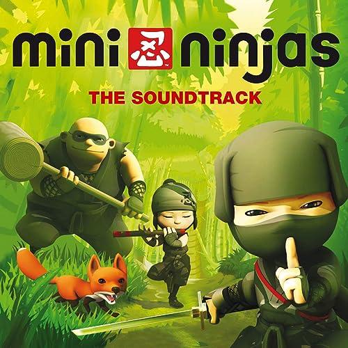 Mini Ninjas (The Soundtrack) by Peter Svarre on Amazon Music ...