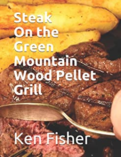 Steak on the Green Mountain Wood Pellet Grill (Cooking on the Green Mountain Grill)