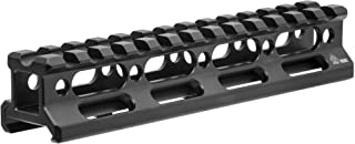 UTG Super Slim 13 Slots Picatinny Riser Mount