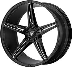 Asanti AB22 22x9 5x112 32mm Black/Milled Wheel Rim 22