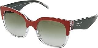 Burberry Cat Eye Sunglasses For Women, Grey - BE4271 37348E 56