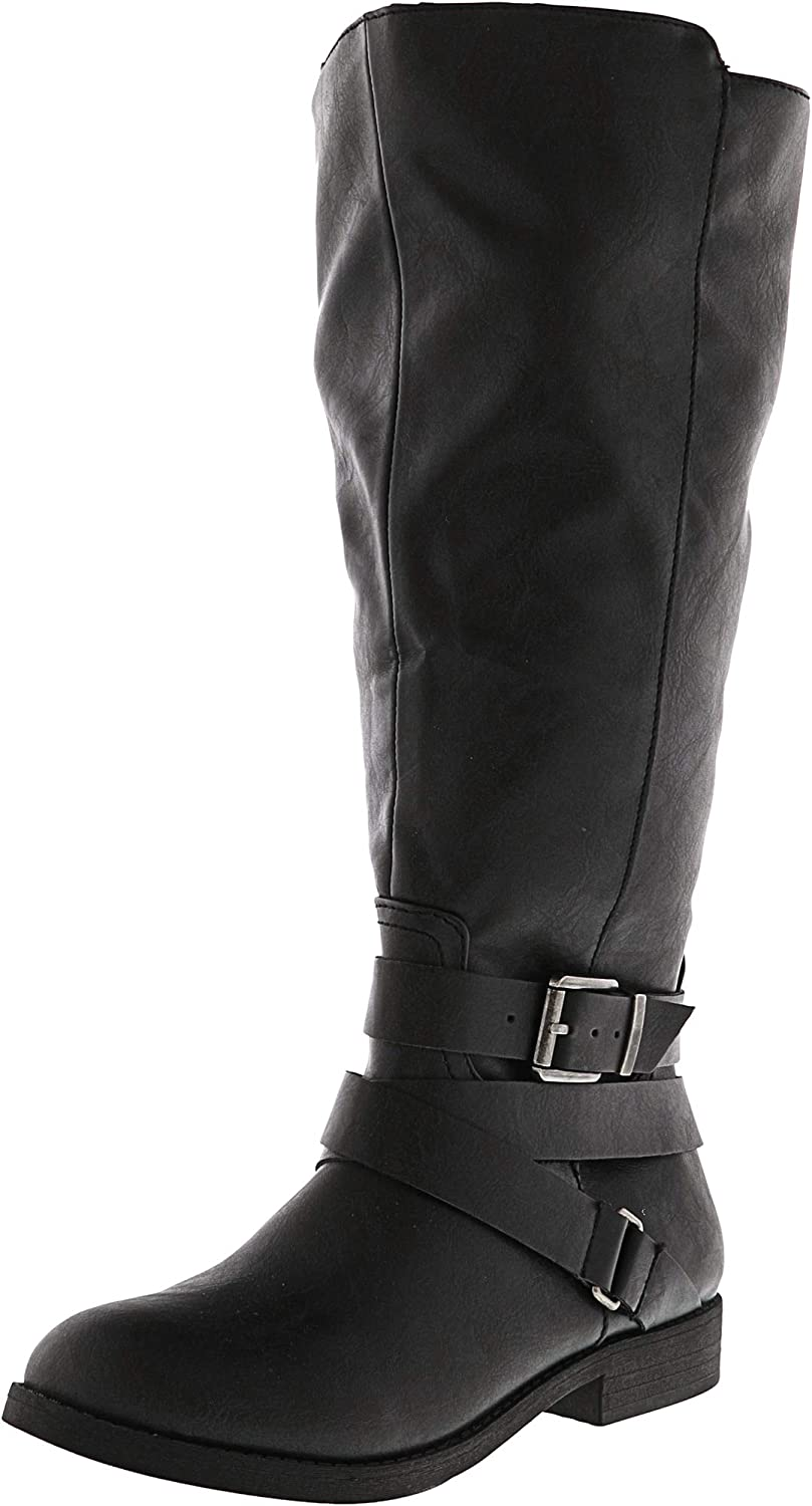 Style And Co Women's Lolah Wide Calf Mid-Calf Boot