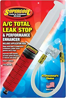 TSI Supercool 27187 Total Leak Stop Syringe with Performance Enhancer, 2. Fluid_Ounces
