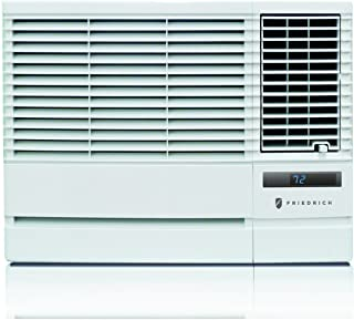 Friedrich Chill Series EP08G11B Room Air Conditioner with Electric Heat, 7,500 BTU, 115v
