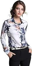 Best button up silk blouse Reviews