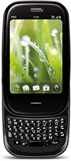Palm Pre Unlocked GSM Smart Phone with 3 MP Camera, WebOS, Touchscreen, WiFi, GPS and QWERTY Keyboard--International Version with No U.S. Warranty (Black)