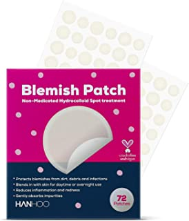 HANHOO BLEMISH PATCH, 36CT PACK OF 2