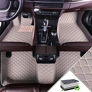 Custom Car Floor Mats For Chevrolet Silverado 2014-2018 All Weather Waterproof Non-slip Full Covered Protection Advanced P...