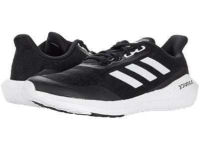 adidas Kids EQ Run (Big Kid) (Black/White/Black) Kid