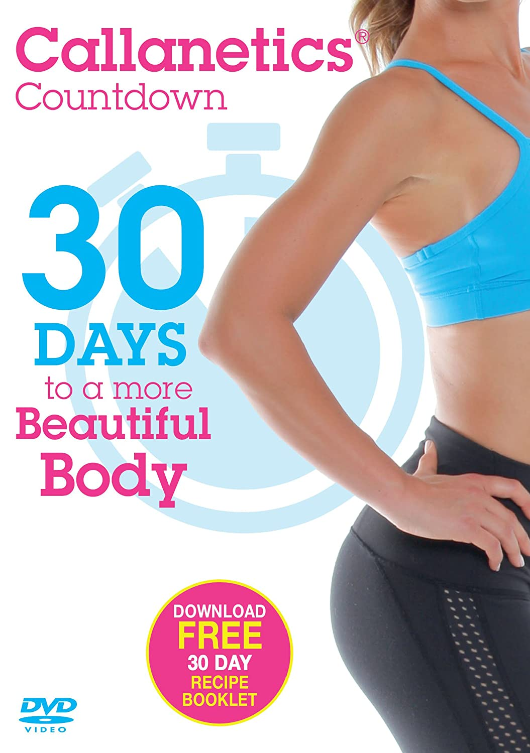 Callanetics Countdown: 30 Bargain sale New mail order Days to Body More a Beautiful
