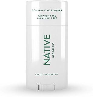 Native Deodorant - Natural Deodorant for Women and Men - Vegan, Gluten Free, Cruelty Free - Contains Probiotics - Aluminum...