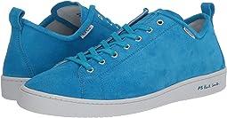 Cobalt Blue Suede