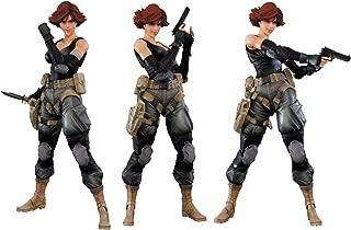 Square Enix Metal Gear Solid: Play Arts Kai: Meryl Silverburgh Action Figure