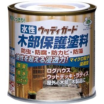 水性ウッディガード 0.2L メープル