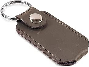 Tuff-Luv Western Caso Victorinox Classic SD Swiss Army Pocket Tool Vera Pelle Marrone