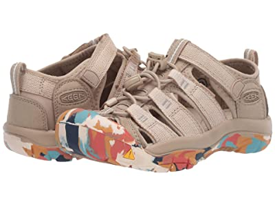 Keen Kids Newport H2 (Little Kid/Big Kid) (Safari/Multi) Boys Shoes