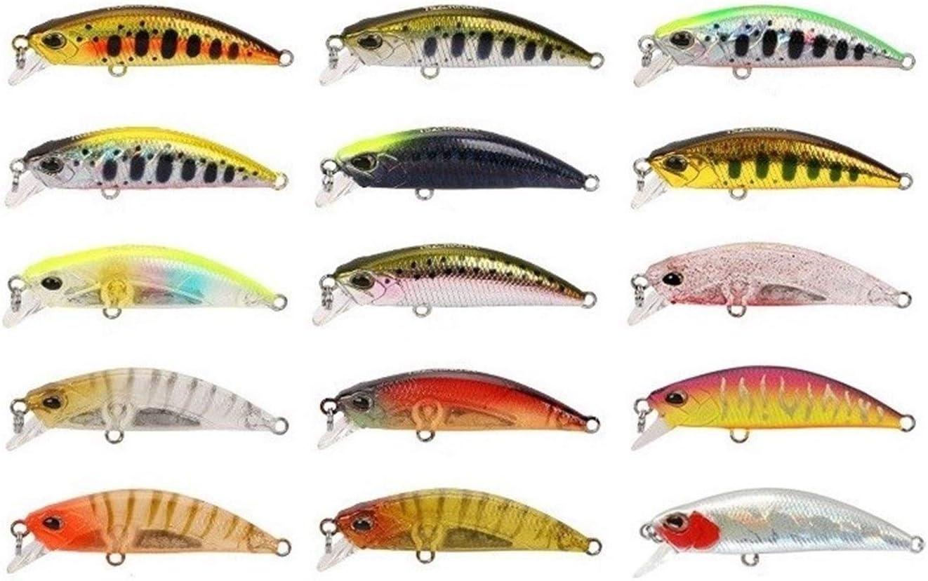 NEW before selling ☆ WANGZHENZHEN SHUZHEN Fishing Lures Fishi Artificial 100% quality warranty! Lure