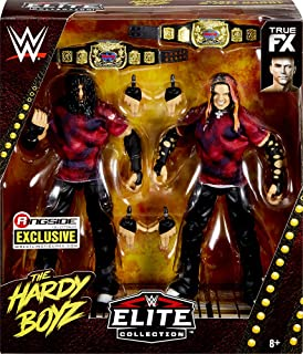 Best hardy boyz figures mattel Reviews