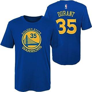 NBA Golden State Warriors-Durant Kevin Camisa de Deporte para Niños