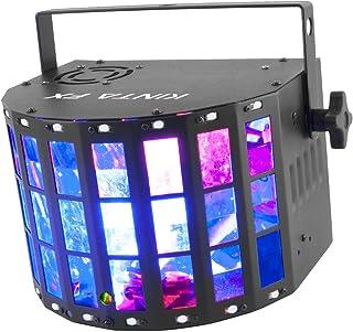 CHAUVET DJ Kinta FX Multi-Effect Derby Beam RGBW LED Light w/Laser & SMD Strobe