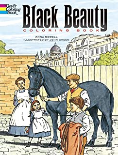 Black Beauty: Coloring Book