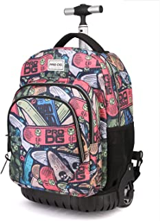 PRODG Skate Pile-GTS Travel Trolley-Rucksack Mochila Tipo Casual 47 Centimeters 39.5 Multicolor (Multicolour)
