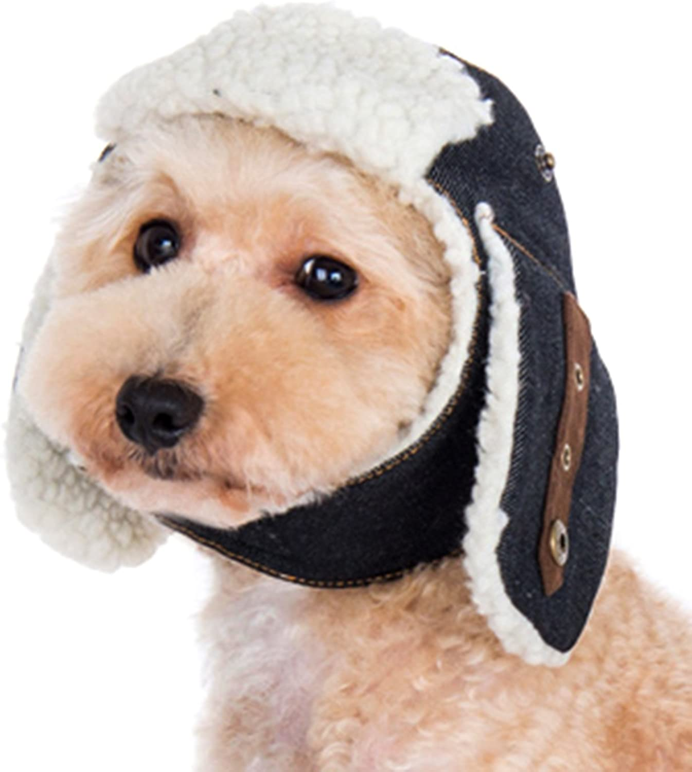 Dogo  Trapper  Hat For Cat Dog Puppy Pet (L)