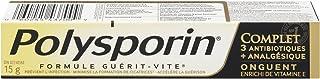 Polysporin Complete Antibiotic Ointment, 15g