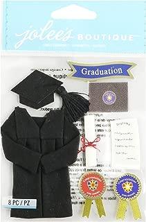 Jolee's Boutique Dimensional Stickers, Graduation