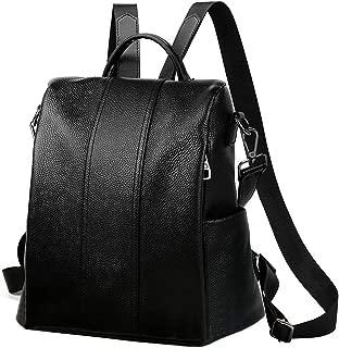 Counting Mars Women Anti Theft Backpack for Traveling Fashion Rucksack Ladies Shoulder Bag, Black