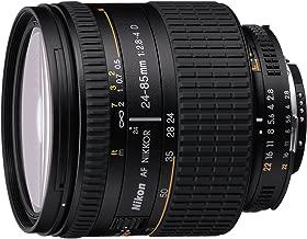 Nikon 24-85mm f/2.8-4 IF AF-D Nikkor Lens with Hood - International Version (No Warranty)