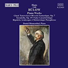 Bulow: Piano Transcriptions