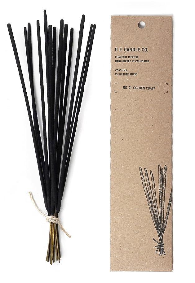 バングラデシュなくなる資格情報p.f. Candle Co。?–?No。21?: Golden Coast Incense 2-Pack