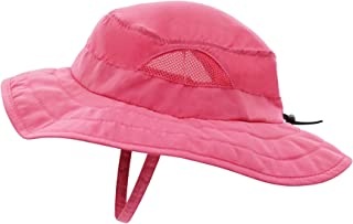Connectyle Kids UPF 50+ Bucket Sun Hat UV Sun Protection Hats Summer Play Hat