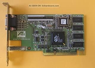 ATI 1024980210 RAGE PRO TURBO 8MB AGP VIDEO CARD WITH VGA PORT