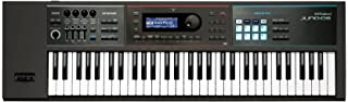 Roland Lightweight, 61-note Synth-action Keyboard with Pro Sounds (JUNO-DS61)