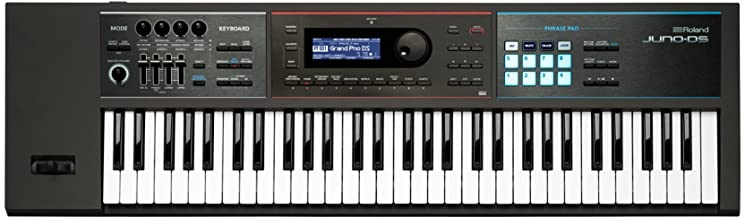 Roland JUNO-DS 61-Key Lightweight Synth-Action Keyboard with