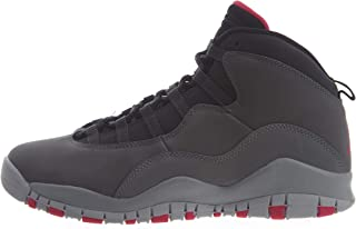 Jordan Air 10 Retro Big Kids' Shoes Dark Girls