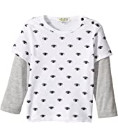 Kenzo Kids - Eyes Long Sleeves Tee Shirt (Infant)